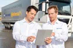 The cooperation of Knorr-Bremse and Continental includes all functions for driver assistance and highly automated driving, © Knorr-Bremse/Continental